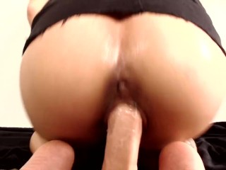 Teen Pidgin Produce Document - Blowjob, Riding, Creampie